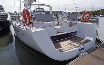 Beneteau Oceanis 58 1 Beneteau Oceanis 58 2011 BENETEAU Oceanis 58 Cruising Sailboat Yacht MLS #217228 1