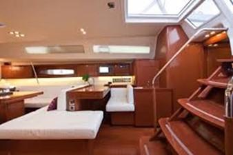 Beneteau Oceanis 58 3 Beneteau Oceanis 58 2011 BENETEAU Oceanis 58 Cruising Sailboat Yacht MLS #217228 3