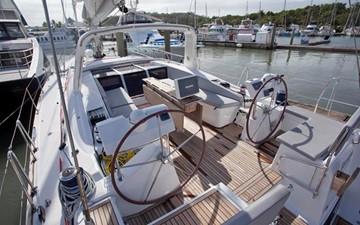 Beneteau Oceanis 58 4 Beneteau Oceanis 58 2011 BENETEAU Oceanis 58 Cruising Sailboat Yacht MLS #217228 4