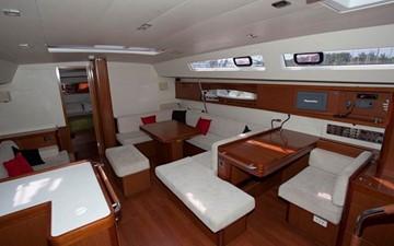 Beneteau Oceanis 58 6 Beneteau Oceanis 58 2011 BENETEAU Oceanis 58 Cruising Sailboat Yacht MLS #217228 6