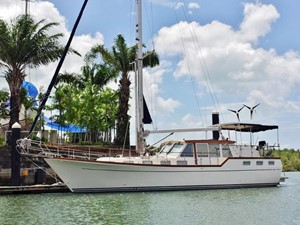 Nauticat 44 0 Nauticat 44 1999 NAUTICAT 44 Cruising Sailboat Yacht MLS #217612 0