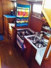 Nauticat 44 7 Nauticat 44 1999 NAUTICAT 44 Cruising Sailboat Yacht MLS #217612 7