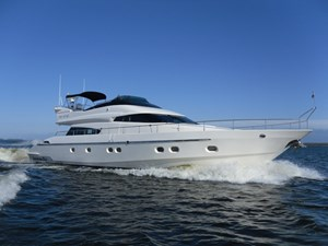 The River 4 The River 1998 LADENSTEIN 2100 Motor Yacht Yacht MLS #218202 4