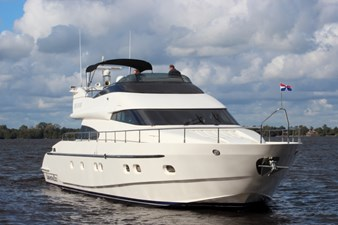 The River 1 The River 1998 LADENSTEIN 2100 Motor Yacht Yacht MLS #218202 1