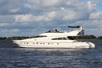 The River 2 The River 1998 LADENSTEIN 2100 Motor Yacht Yacht MLS #218202 2