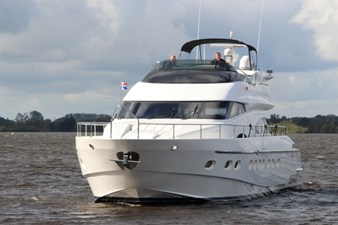 The River 6 The River 1998 LADENSTEIN 2100 Motor Yacht Yacht MLS #218202 6