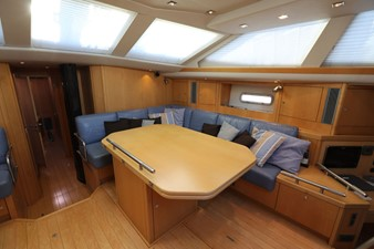 ROULETTE 1 ROULETTE 2007 OYSTER MARINE LTD Oyster 655 Cruising Sailboat Yacht MLS #218343 1