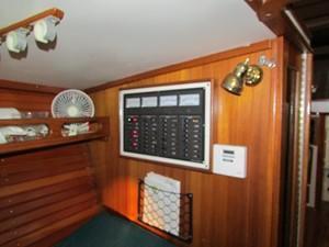 Black Pearl 4 Black Pearl 1962 BERTRAM  Sport Fisherman Yacht MLS #218352 4