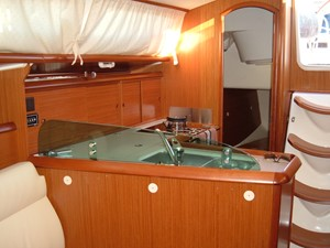 Lagazuoi  9 Galley and aft cabin