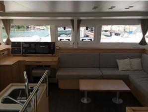 Lagoon 450 5 Lagoon 450 2013 LAGOON 450 Catamaran Yacht MLS #218773 5