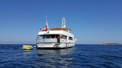 SHAHA 1 SHAHA 1978 SNCB  Motor Yacht Yacht MLS #218965 1