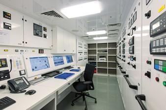 Solandge 44 Engineer Room