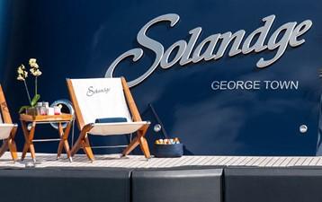 Solandge 68 Swim Platform