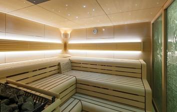 Solandge 35 Sauna