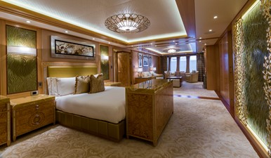 Solandge 21 VIP Stateroom