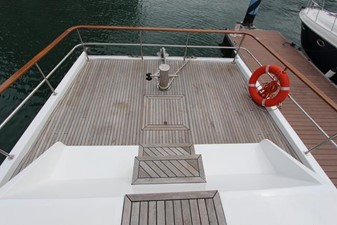 Bondway 60 1 Bondway 60 1999 BONDWAY 60 Motor Yacht Yacht MLS #219652 1