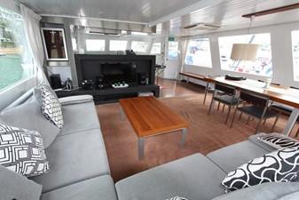 Bondway 60 2 Bondway 60 1999 BONDWAY 60 Motor Yacht Yacht MLS #219652 2