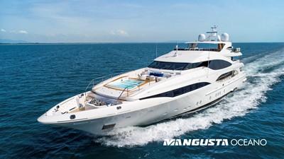 Mangusta Oceano 46 #2 1 Mangusta Oceano 46 #2 2023 OVERMARINE GROUP Mangusta Oceano 46 Motor Yacht Yacht MLS #219810 1