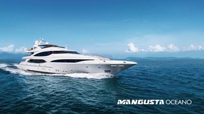 Mangusta Oceano 46 #2 3 Mangusta Oceano 46 #2 2023 OVERMARINE GROUP Mangusta Oceano 46 Motor Yacht Yacht MLS #219810 3