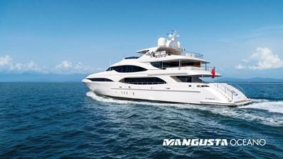 Mangusta Oceano 46 #2 4 Mangusta Oceano 46 #2 2023 OVERMARINE GROUP Mangusta Oceano 46 Motor Yacht Yacht MLS #219810 4