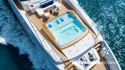 Mangusta Oceano 46 #2 5 Mangusta Oceano 46 #2 2023 OVERMARINE GROUP Mangusta Oceano 46 Motor Yacht Yacht MLS #219810 5