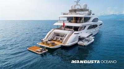 Mangusta Oceano 46 #2 7 Mangusta Oceano 46 #2 2023 OVERMARINE GROUP Mangusta Oceano 46 Motor Yacht Yacht MLS #219810 7