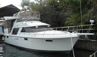 Club Mar Marine 1 Club Mar Marine 1988 CARVER 4207 Aft Cabin Motor Yacht Motor Yacht Yacht MLS #219842 1