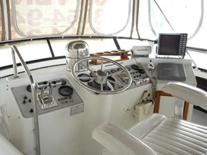 Club Mar Marine 2 Club Mar Marine 1988 CARVER 4207 Aft Cabin Motor Yacht Motor Yacht Yacht MLS #219842 2