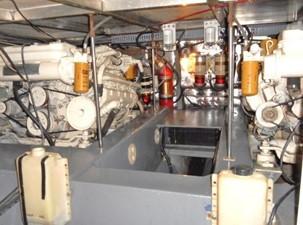 Club Mar Marine 7 Club Mar Marine 1988 CARVER 4207 Aft Cabin Motor Yacht Motor Yacht Yacht MLS #219842 7
