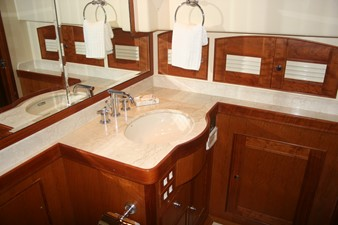 Master Bath Starboard