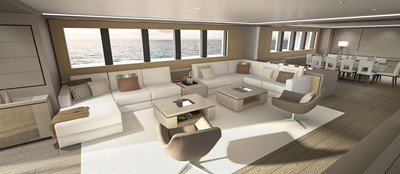 OCEA X47 PROJECT 3 OCEA X47 PROJECT 2022 OCEA FRANCE  Motor Yacht Yacht MLS #220703 3