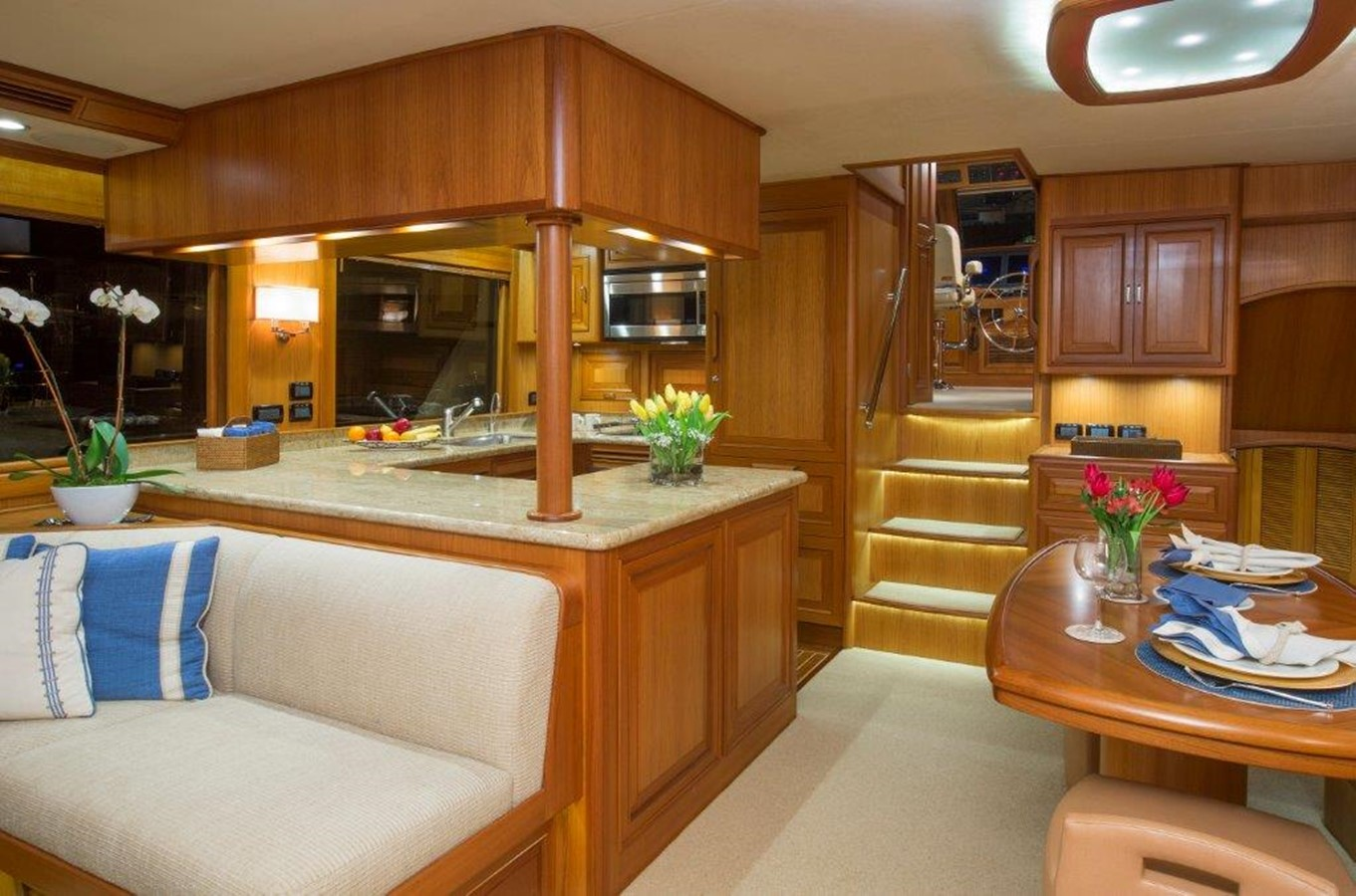 Galley / Dining