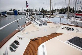 FLEMING 78 - NEW BUILD 36 Bow