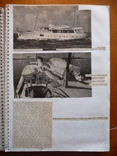 Article on EXACT in Yachting Magazine, March 1965 (page 2)