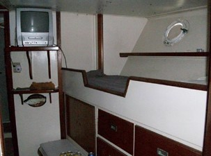 Crew accomodations