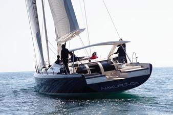 VISMARA 84' Carbon Sloop