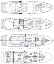 CAPE SCOTT 114 2 CAPE SCOTT 114 2020 CAPE SCOTT MARINE  Motor Yacht Yacht MLS #222181 2