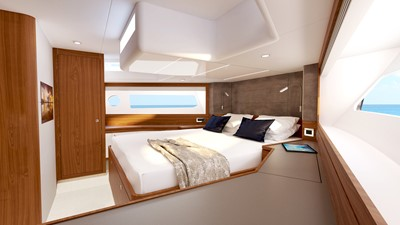 Johnson 70' Flybridge M/Y 6 VIP