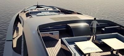 ACURY SSY 125 6 ACURY SSY 125 Super Sport Yacht Sun Deck