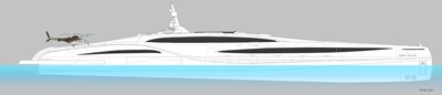 ACURY SSY 125 7 ACURY SSY 125 Super Sport Yacht elevation