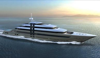 ACURY MY 98 1 ACURY MY 98 2021 NEDSHIP Mega Yacht 98m Motor Yacht Yacht MLS #224267 1