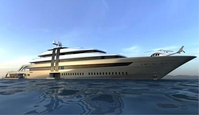 ACURY MY 98 2 ACURY MY 98 2021 NEDSHIP Mega Yacht 98m Motor Yacht Yacht MLS #224267 2