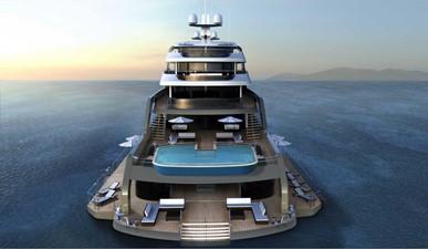 ACURY MY 98 6 ACURY MY 98 2021 NEDSHIP Mega Yacht 98m Motor Yacht Yacht MLS #224267 6