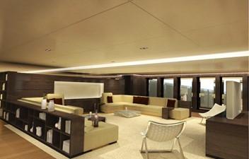 ACURY MY 87 13 ACURY Mega Yacht Project Triton 87m Interior