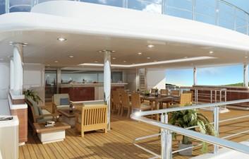 ACURY MY 87 8 ACURY Mega Yacht Project Triton 87m exterior