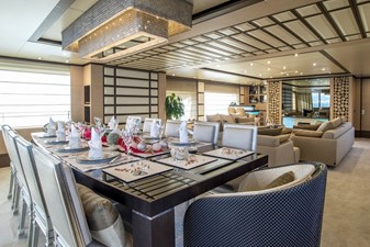 SOY AMOR 31 upper-saloon-dining