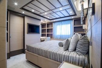SOY AMOR 22 VIP cabin