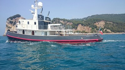BULLY 1 BULLY 2014 MONDOMARINE  Motor Yacht Yacht MLS #225029 1