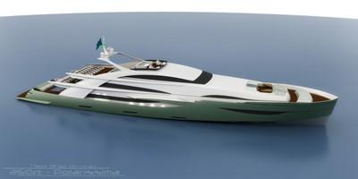 ACURY SSY 85 2 ACURY SSY 85 2021 NEDSHIP Super Sport Yacht 85m Motor Yacht Yacht MLS #225237 2