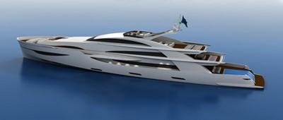 ACURY SSY 85 3 ACURY SSY 85 2021 NEDSHIP Super Sport Yacht 85m Motor Yacht Yacht MLS #225237 3